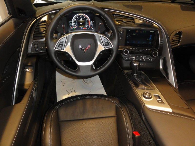 Chevrolet Corvette Stingray 2014Targa