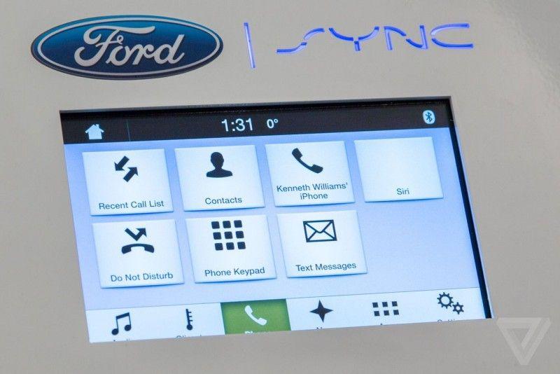 FORD SYNC 3pro Evropu !!!