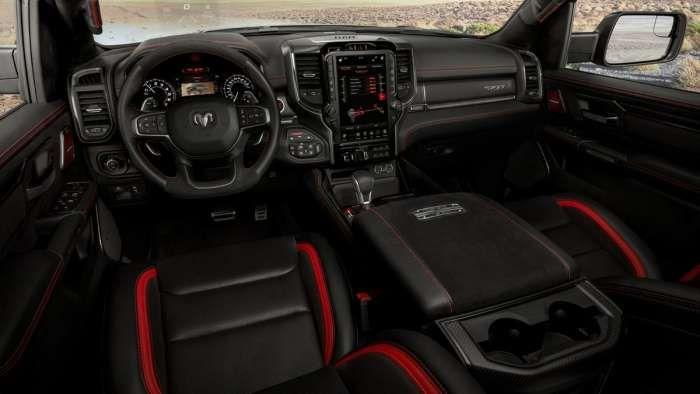 2021 Ram 1500 TRX CREW CAB 4X4