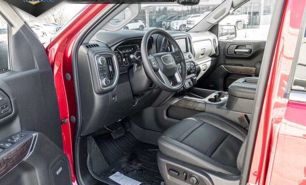 2021 GMC Sierra 1500 Denali- MultiPro Tailgate· HD Surround Vision